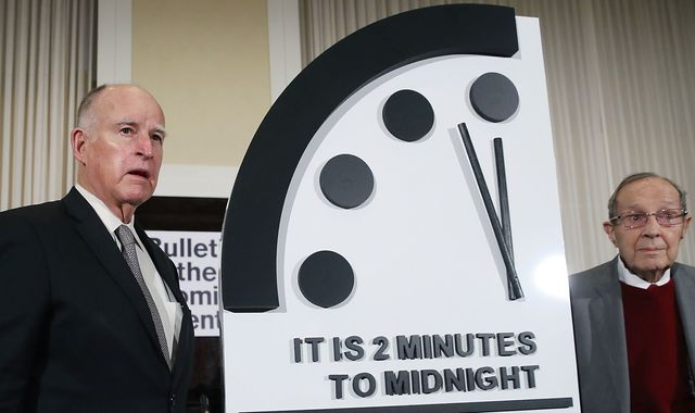 Doomsday Clock: Scientists set to reveal whether the Earth is any closer to disaster