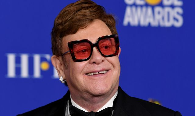 Coronavirus: Elton, McCartney and Stevie Wonder set for TV special to thank health workers