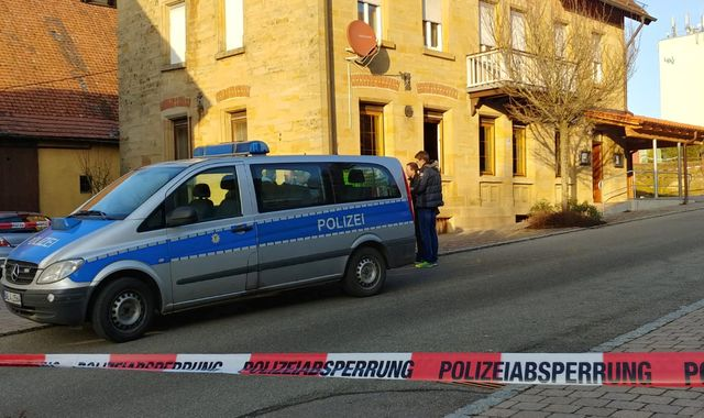 Rot am See: Six dead after shooting in town in Germany