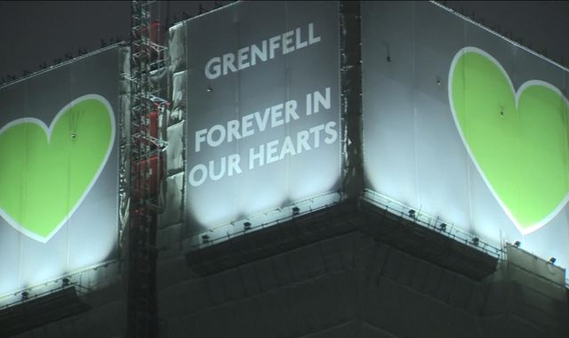 Grenfell inquiry: Dangers of cladding used on tower known 'years' before the fire