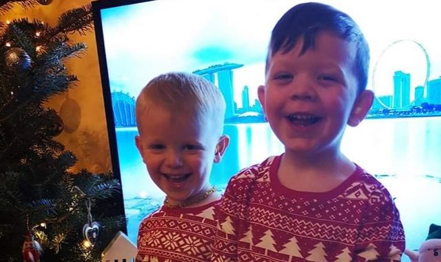 Family 'mourning loss' of three-year-old boy killed in Wales caravan fire