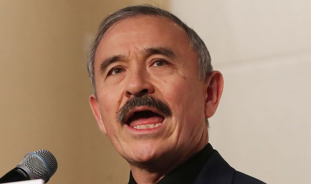 US diplomat's moustache leaves South Koreans bristling with anger