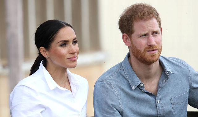 Prince Harry and Meghan axe 15 staff in Canada move