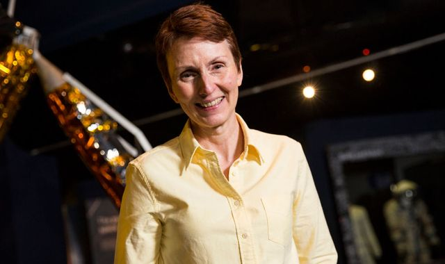 British astronaut believes aliens might live among us