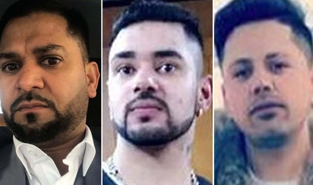 Ilford stabbing: Three Indian nationals named as victims