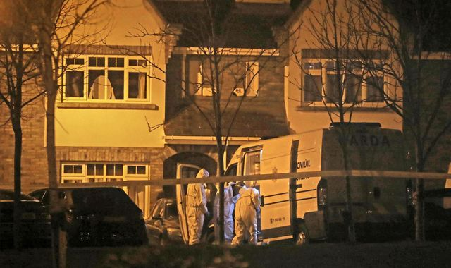 Bodies of two boys and a girl found in house near Dublin