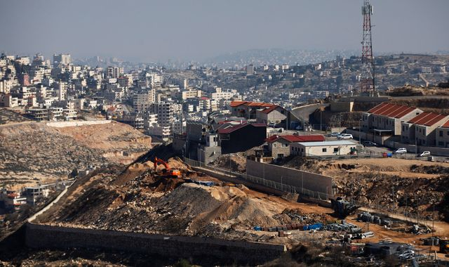 Israel to halt Palestinian land annexation in 'historic' deal with UAE