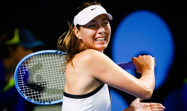 Maria Sharapova: Former Wimbledon champion retires from tennis at 32