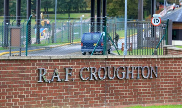 Harry Dunn death: Road safety training for US staff at RAF Croughton after fatal accident