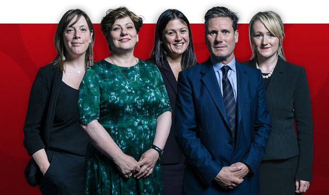 Labour leadership candidates to go head-to-head at hustings - as poll gives Starmer lead