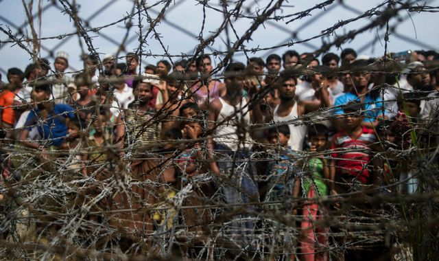 Coronavirus: Rohingya becomes first to die from COVID-19 in world's biggest refugee camp
