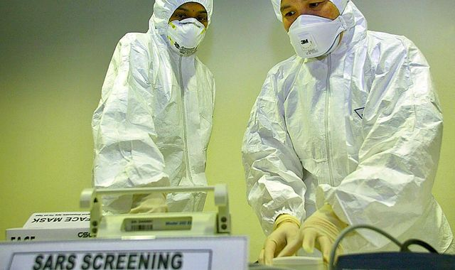 First case of mystery China virus diagnosed in US