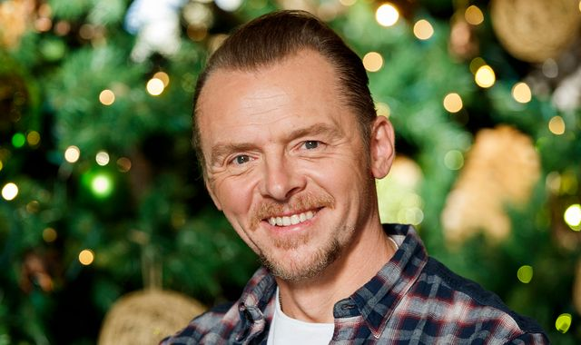Tax millionaires like me more to tackle inequality, says actor Simon Pegg