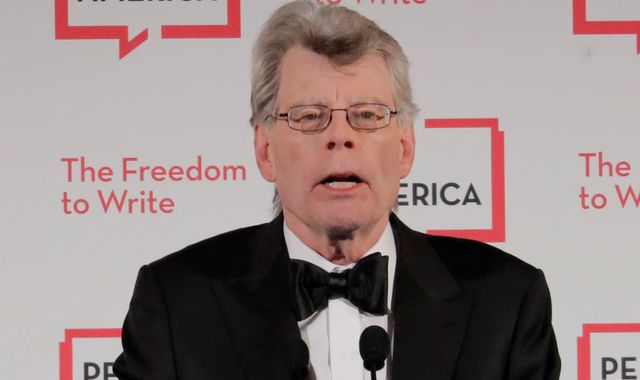 Stephen King criticised over 'painful' Oscars diversity comments