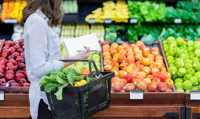 Which supermarket was the cheapest in 2019?