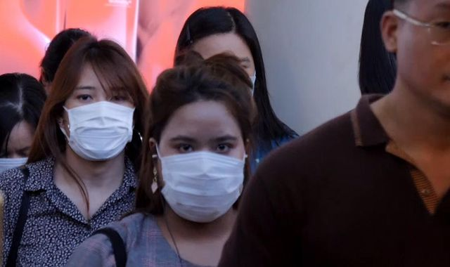 Thailand 'not able to stop the spread' of new coronavirus
