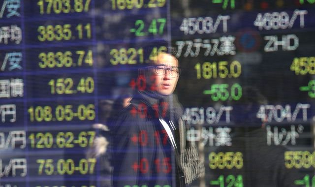 Market contagion: China's virus outbreak spreads financial fear
