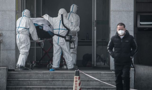 China confirms deadly Wuhan coronavirus can be transmitted by humans