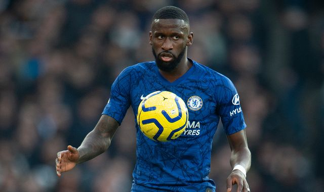 Antonio Rudiger: Chelsea defender says racism the winner after Spurs boos
