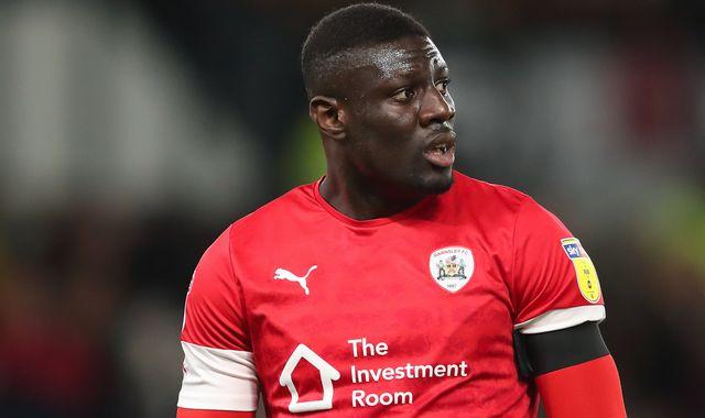 Bambo Diaby: Barnsley defender fails drugs test