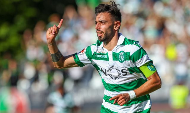 Bruno Fernandes: Man United close to £60m deal with Sporting Lisbon