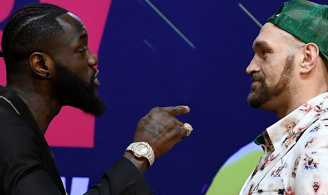 Tyson Fury vs Deontay Wilder III now being targeted for December 19