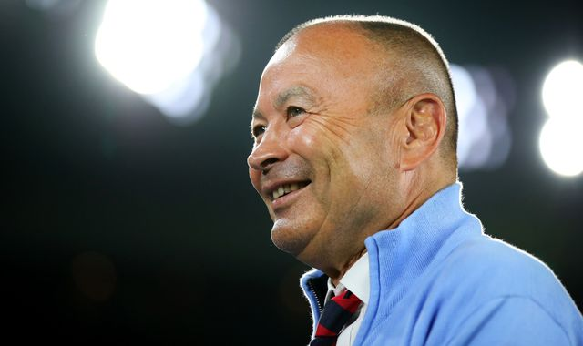 Eddie Jones to Saracens players: Get ready to play for England