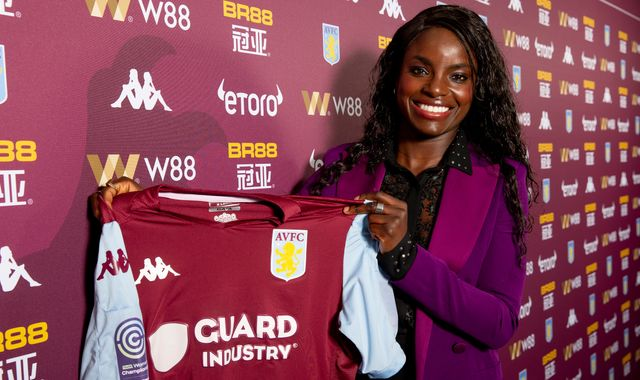 Eniola Aluko named Aston Villa Women's first sporting director