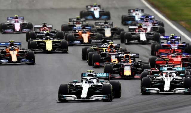 F1: Two Silverstone races set to go ahead with quarantine exemption