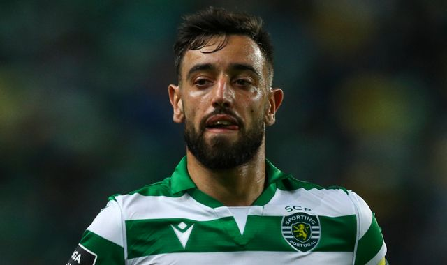 Bruno Fernandes wants Manchester United move