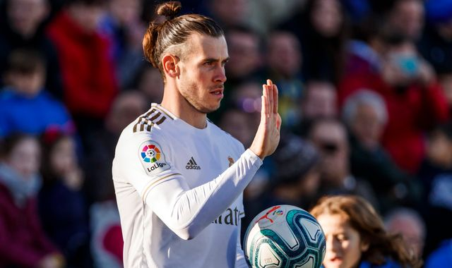 Gareth Bale: Real Madrid forward set to see out contract at Bernabeu, says agent Jonathan Barnett
