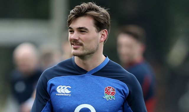 George Furbank: I didn't have eyes on an England call-up