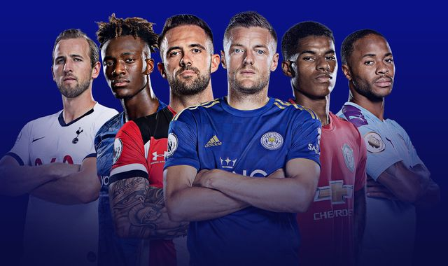 Vote for your Premier League team of the season - and hear our choices