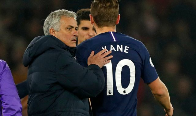 Jose Mourinho: Harry Kane, Heung-Min Son and all Tottenham players recovered from injury