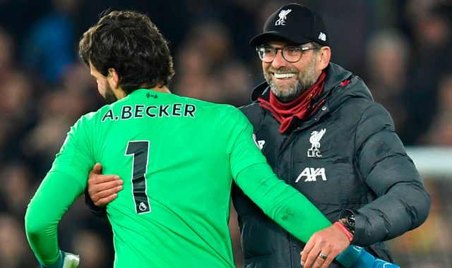 Jurgen Klopp: Alisson exceeding expectations at Liverpool
