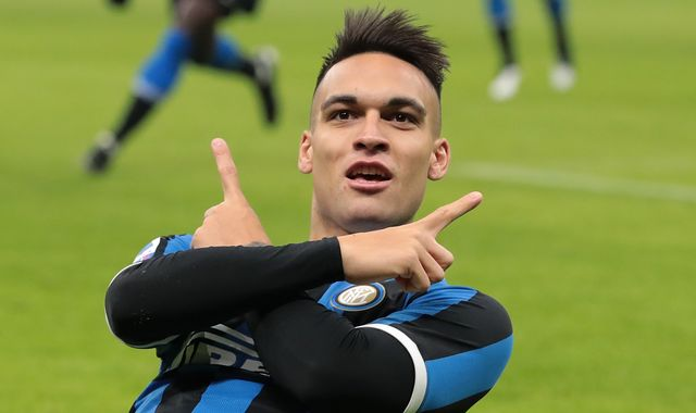 Lautaro Martinez: Inter Milan will only sell striker if £99.7m release clause is met
