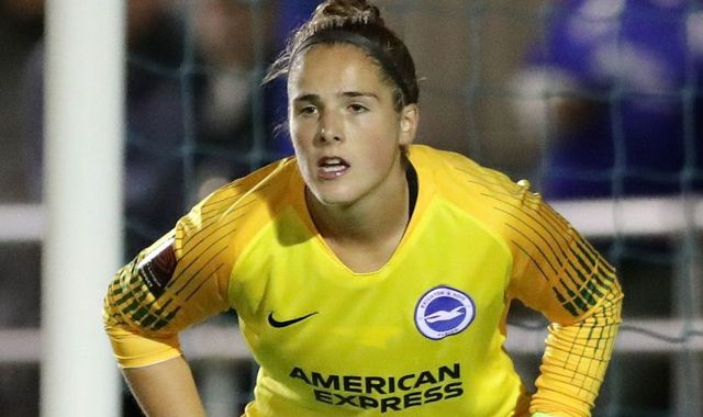 Lucy Gillett: FA 'supports' probe into alleged sexist abuse of Crystal Palace goalkeeper