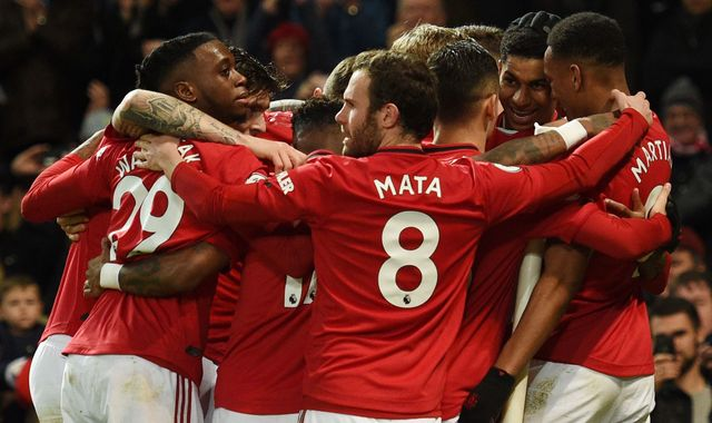 Manchester United support aim to complete Premier League, FA Cup and UEFA 2019/20 competitions