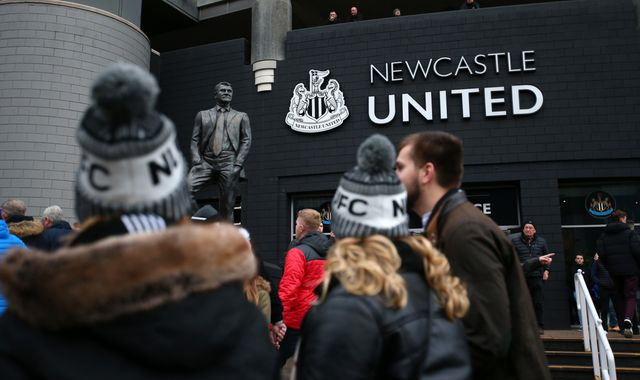 Saudi Arabia's Sovereign Wealth Fund in talks to buy Newcastle