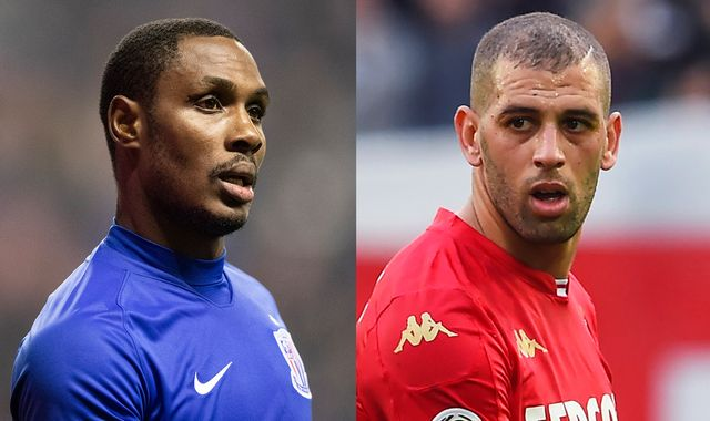 Manchester United: Odion Ighalo and Islam Slimani become loan targets