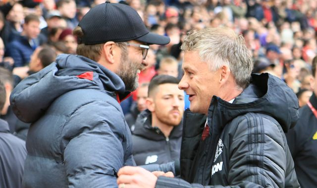 Ole Gunnar Solskjaer: Jurgen Klopp had four years, give me time