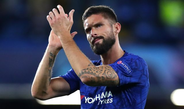 Olivier Giroud says he did everything to leave Chelsea in January transfer window