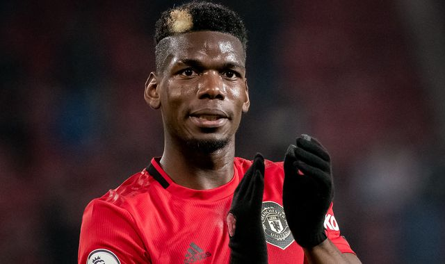 Manchester United have failed to match Paul Pogba's ambitions, says Mino Raiola