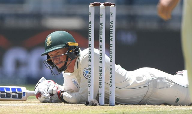 England break stubborn South Africa resistance as Rassie van der Dussen falls for 98