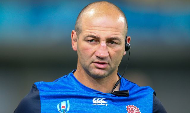Steve Borthwick confirms England departure, Jason Ryles named as replacement