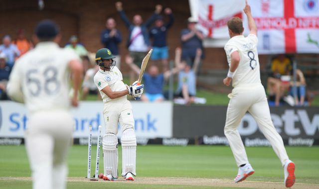 England's quick-fire start highlights series shift in South Africa