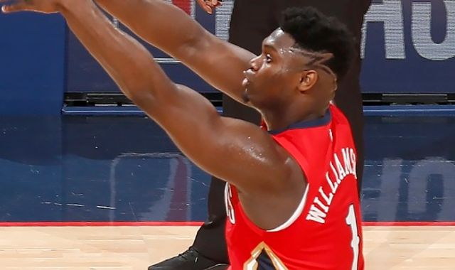 Zion Williamson erupts in fourth quarter of NBA debut but San Antonio Spurs hold off New Orleans Pelicans