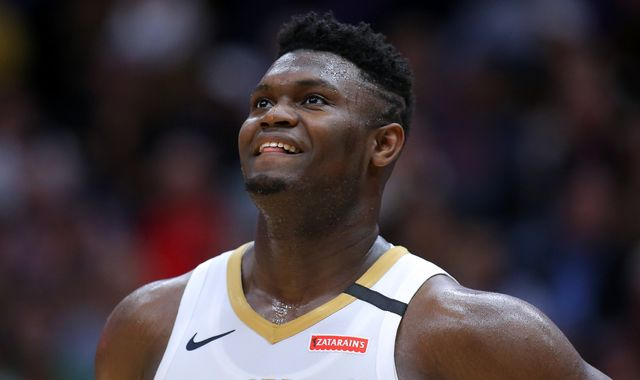 Zion Williamson gets first NBA win as New Orleans Pelicans beat Boston Celtics