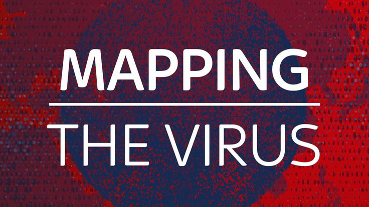 Mapping the coronavirus