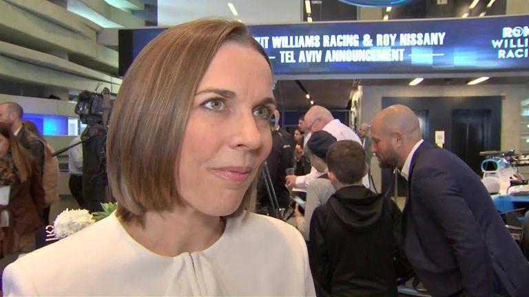 Williams sobre optimismo para F1 2020, cambios y un largo viaje por delante 2